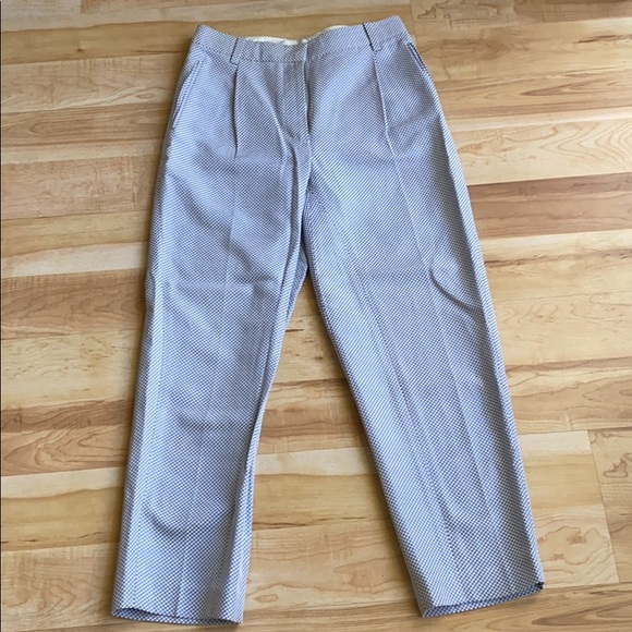 Philip Lim 3.1 Checkered Pants Sz 6 (see desc)
